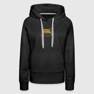 Nuclear Assault Brain Death - Women's Premium Hoodie