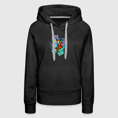 Bubble Fever - Women's Premium Hoodie