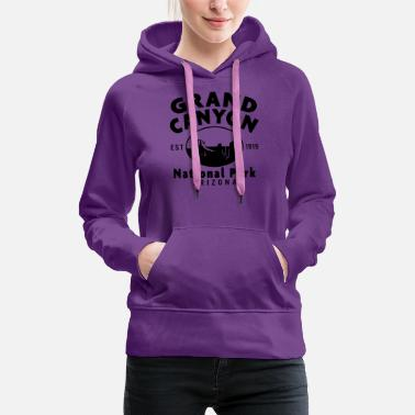 National Grand Canyon National Park - Women's Premium Hoodie
