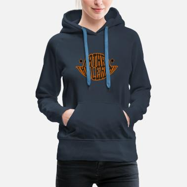 FATHER THE LENGEND - Women's Premium Hoodie