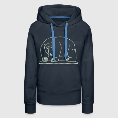 Bears Bridge Moabit - Women's Premium Hoodie