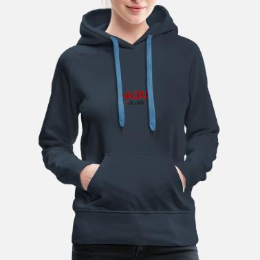 Youtube Channel NGW YouTube Channel logo - Women's Premium Hoodie