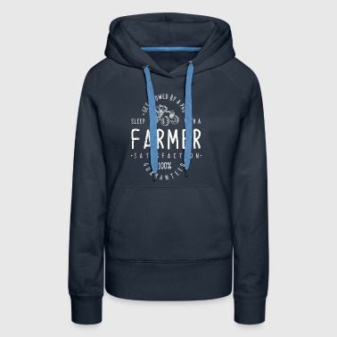 Get plowed by a Pro Farmer Shirt - Women's Premium Hoodie