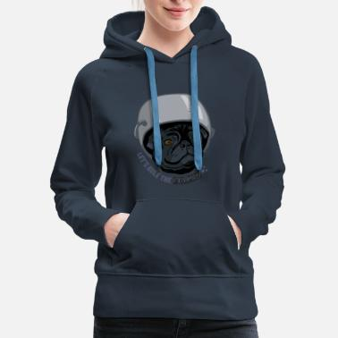Galaxy Rule the Galaxy - Women's Premium Hoodie