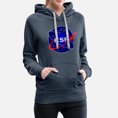 Program KSP Agency Logo - Women's Premium Hoodie