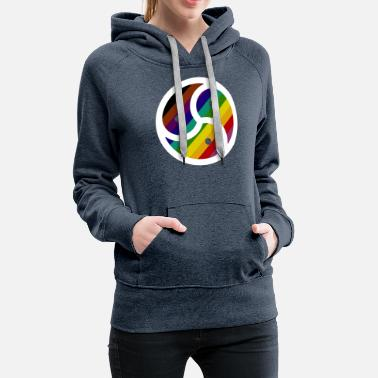 FLINCH - QUEER KINK ICON - Women's Premium Hoodie