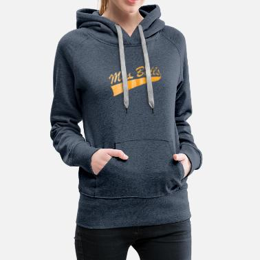 Ball Sport Mos Balls Sports - Women's Premium Hoodie