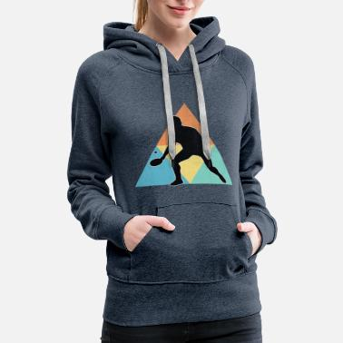 Table Tennis Paddle Table tennis - Women's Premium Hoodie