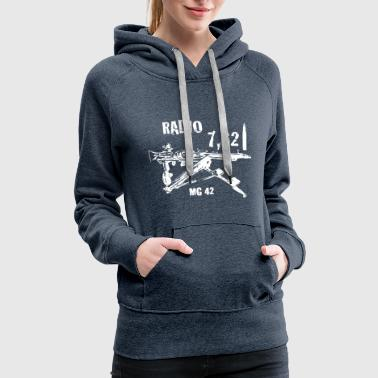 MG42 Machine Gun - Women's Premium Hoodie