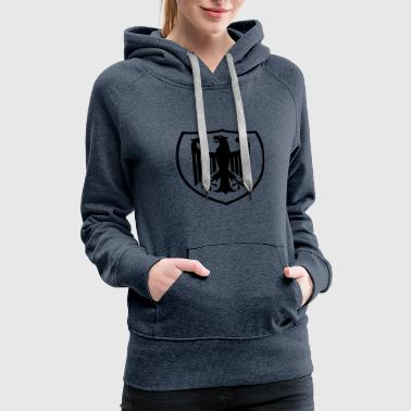 German Eagle - Women's Premium Hoodie