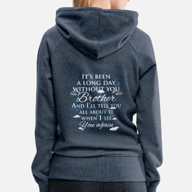 Brother Brother - Women's Premium Hoodie