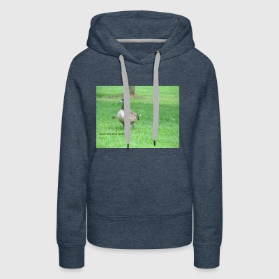 Have you come seeking knowledge? - Women's Premium Hoodie