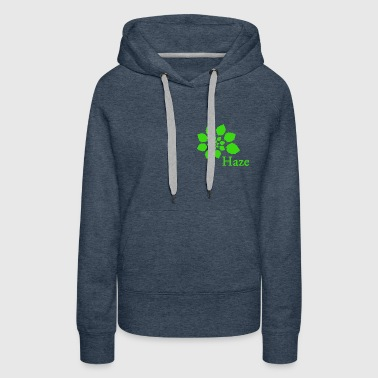 Haze Outdoors Logo - Women's Premium Hoodie