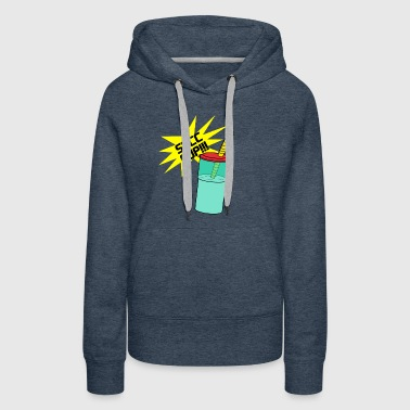 The Succ Cup - Women's Premium Hoodie