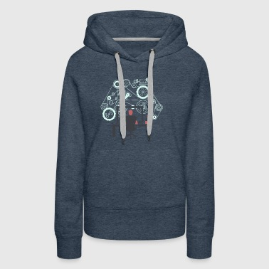 The Zone - Women's Premium Hoodie