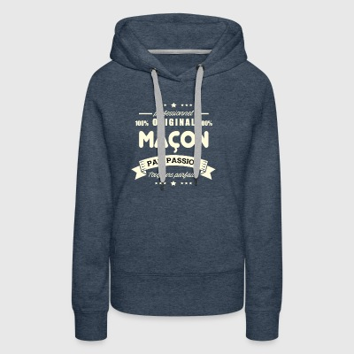 the Original Mason - Women's Premium Hoodie