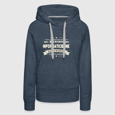 Original Computer Science - Women's Premium Hoodie