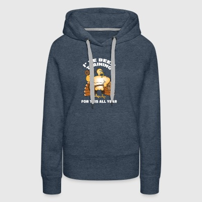 Turkey Training T-Shirt - Women's Premium Hoodie