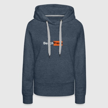 Bench Press - Women's Premium Hoodie