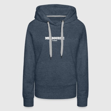 FLORIDA MELBOURNE US EDITION - Women's Premium Hoodie