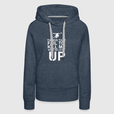 Level Up - Women's Premium Hoodie