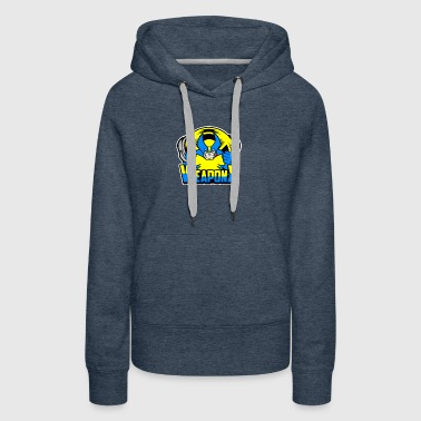 Mutant Weapon - Women's Premium Hoodie