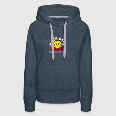 Time Out Club - Women's Premium Hoodie