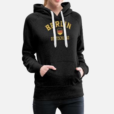 Germany Berlin - Women's Premium Hoodie