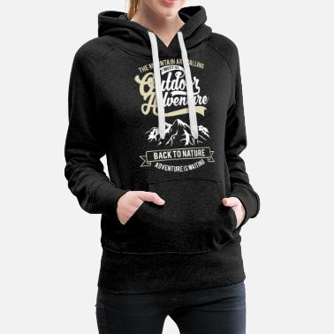 Outdoor Adventure - Women's Premium Hoodie