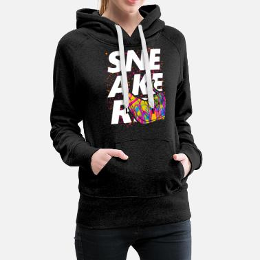 Collections Sneaker Collection - Women's Premium Hoodie