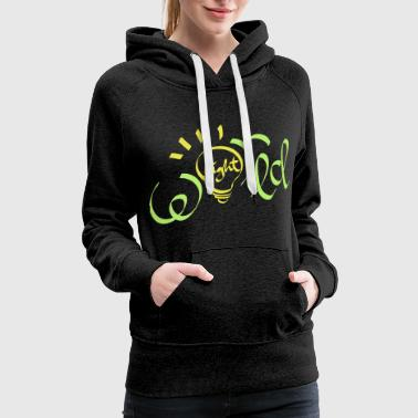 Light of the World - Women's Premium Hoodie