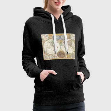 World Map World map - Women's Premium Hoodie