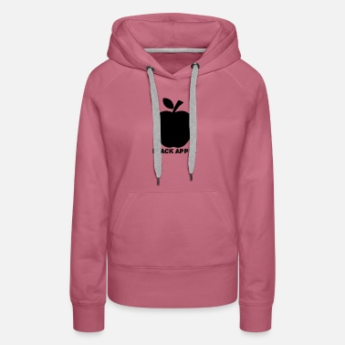 Black Jack black apple - Women's Premium Hoodie