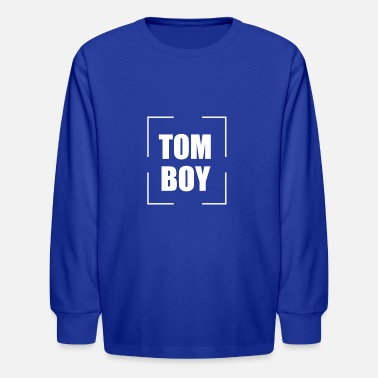 Tom TOM - Kids' Longsleeve Shirt