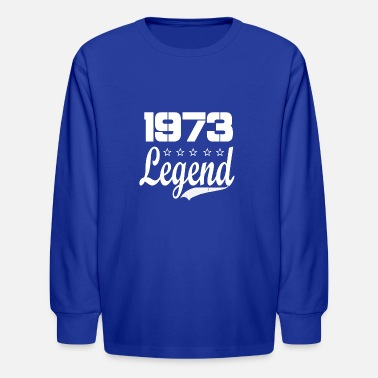 73 Legend - Kids' Longsleeve Shirt