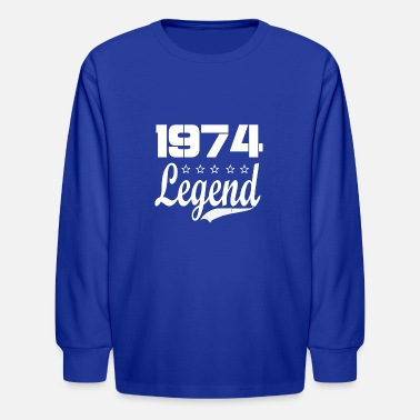 74 Legend - Kids' Longsleeve Shirt
