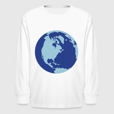 Globe - Kids' Long Sleeve T-Shirt