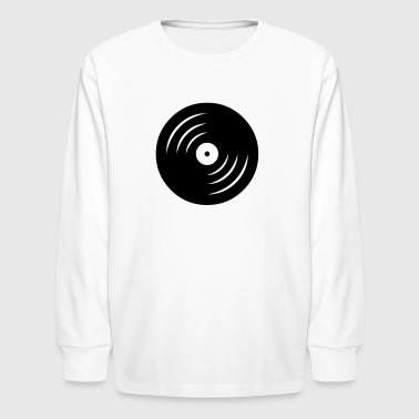 vinyl - Kids' Long Sleeve T-Shirt
