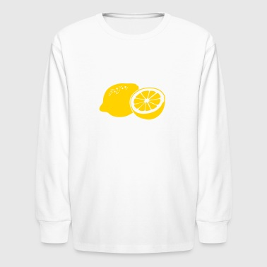 Lemon - Kids' Long Sleeve T-Shirt