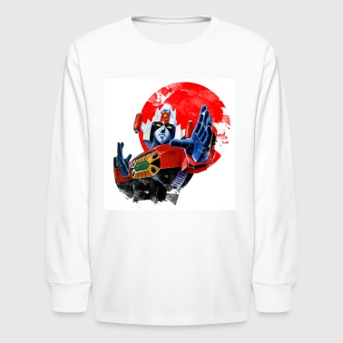 Daimos Gundam Japan - Kids' Long Sleeve T-Shirt