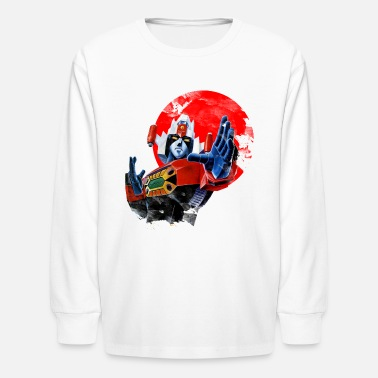 Wing Daimos Gundam Japan - Kids' Long Sleeve T-Shirt
