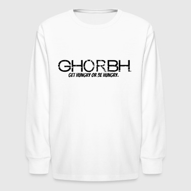 GHORBH  - Original Distressed Design - Kids' Long Sleeve T-Shirt