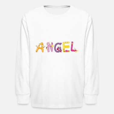 Angel Angel - Kids' Long Sleeve T-Shirt