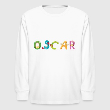 Oscar - Kids' Long Sleeve T-Shirt