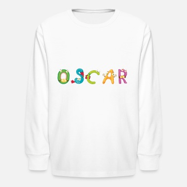 Oscar Oscar - Kids' Long Sleeve T-Shirt
