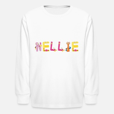Nellie Nellie - Kids' Long Sleeve T-Shirt