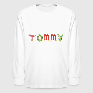 Tommy - Kids' Long Sleeve T-Shirt