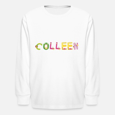 Colleen Colleen - Kids' Long Sleeve T-Shirt