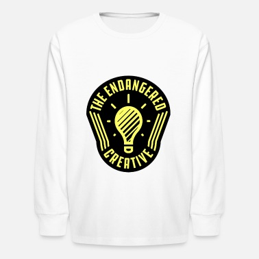 Endangered The Endangered Creative - Kids' Longsleeve Shirt