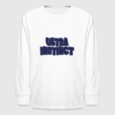 Ultra Instinct - Instinct - Total Basics - Kids' Long Sleeve T-Shirt